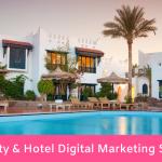 Hospitality & Hotel Digital Marketing Strategies
