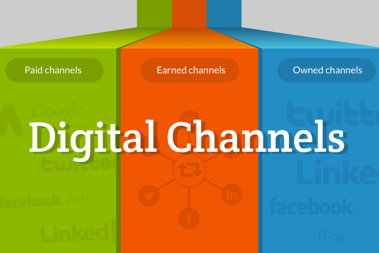 digital strategy consultant key channels
