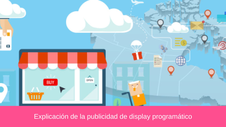 Explicación de la publicidad de display programático