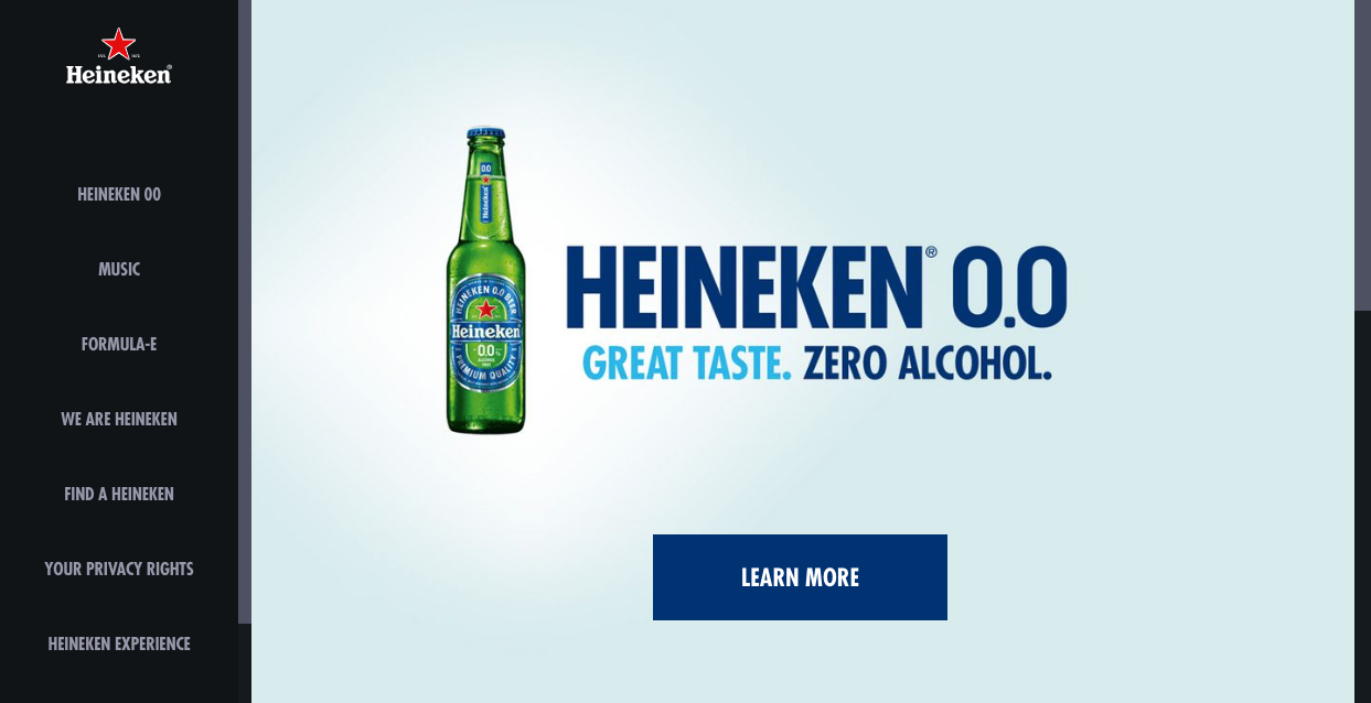 companies with the best digital marketing campaigns heineken