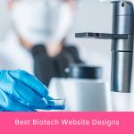 Biotech Website Design & Development Agency