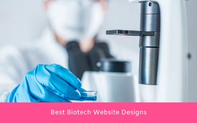 Best Biotech Website Designs 2021