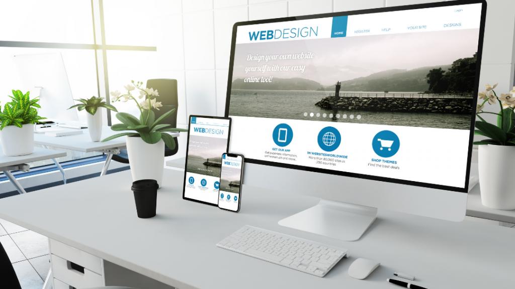 biotech web design